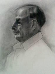 Portrait 14 by JeffreyBrandt