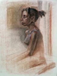 Portrait 15 by JeffreyBrandt