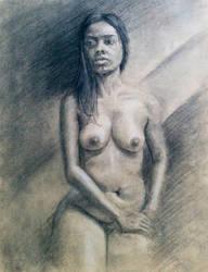Nude 11 by JeffreyBrandt