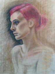 Portrait 17 by JeffreyBrandt