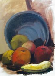 Still Life 1 by JeffreyBrandt