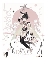 [CLOSED TY!]D.O.P. - Le Marin Blanc by Skf-Adopt