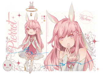 [Gift] Dream In Pink- Pierrot for Nachi-Senpai by Skf-Adopt