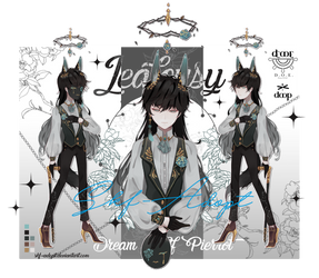 [closed ty] D.O.P - The Rose Of Jealousy by Skf-Adopt