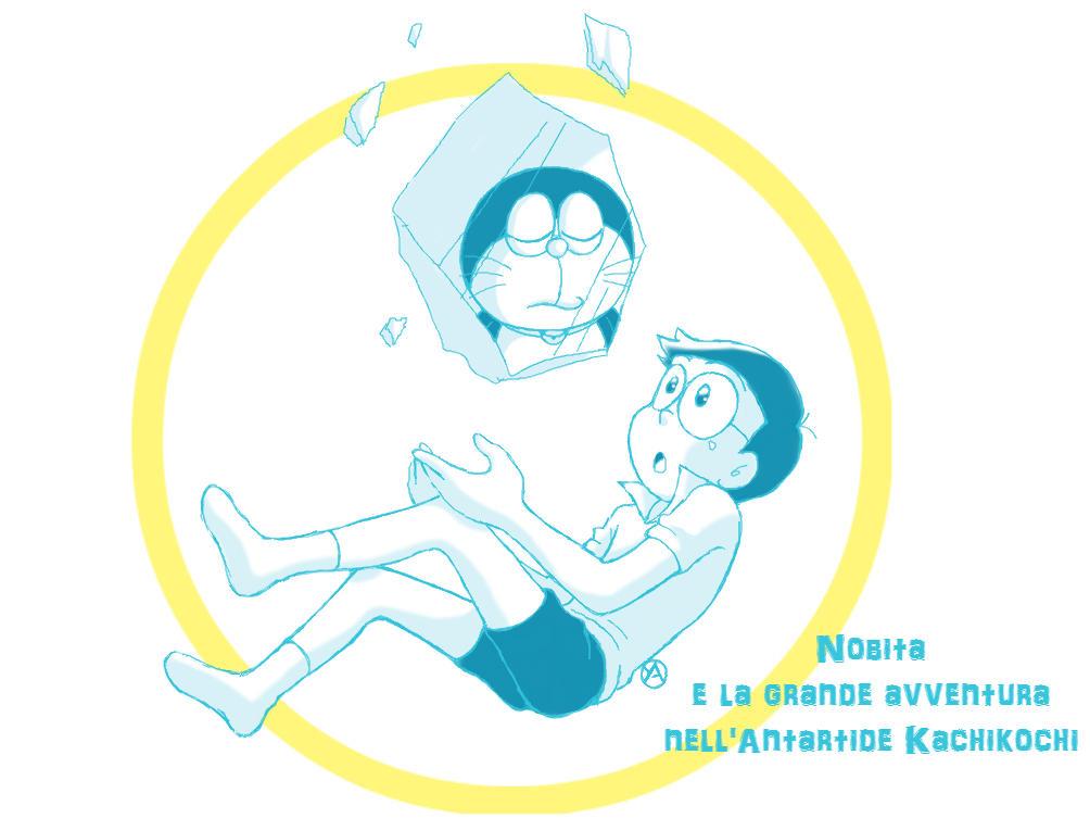 Nobita Antartide by Ya-chan85
