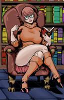 Velma by RodneyCJacobsen