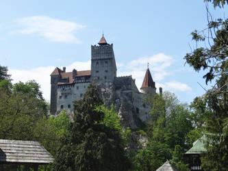 Bran Castle by TimOrgano