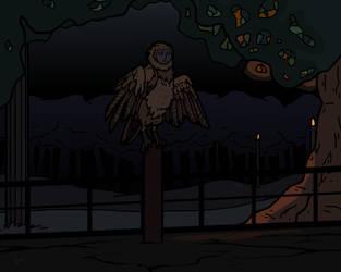 watcher by raptorkil