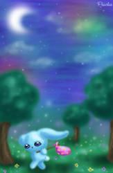 Night Scene by Princess-Peachie