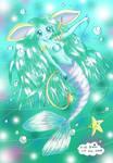 Sea Serenity by Princess-Peachie