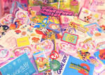 Happy-Happy Memorabilia by Princess-Peachie