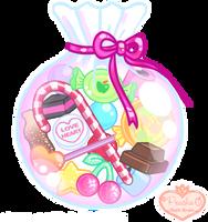 Candy Bag by Princess-Peachie