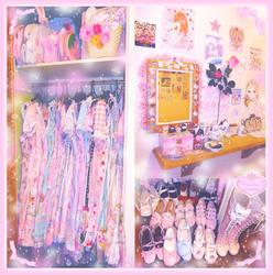 Sweet Lolita Dreams by Princess-Peachie
