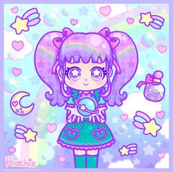 Wishful Eyebright by Princess-Peachie