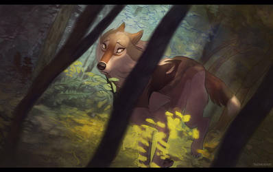 Flee by Tazihound