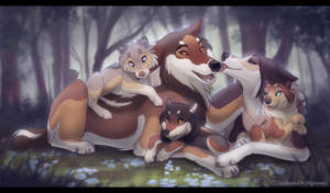 Together by Tazihound