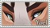 Yael Stamp by Tazihound