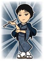 Yasuki Makoto, Imperial Advisor by shineyorkboy