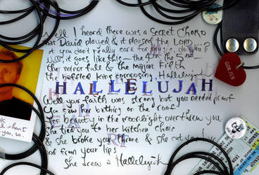 hallelujah by amber-writ