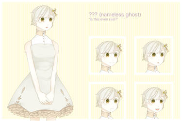 Ghost - character sheet by lemonokashi