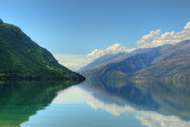 New Zealand 2: Mirror Lake by eso-teric