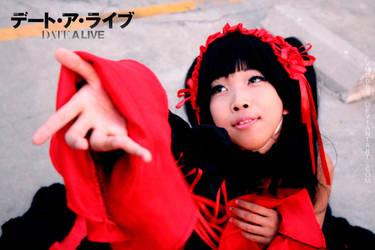 Kurumi Tokisaki [Ennichisai2015 day 2] by VMD098