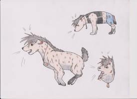 Archipelago contest Entery: Mooch by Moochy-hyena