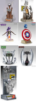 MARVEL PROPS by m5m5c5