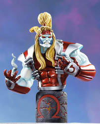 OMEGA RED by m5m5c5