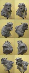 Pegaso Demon Bust 6 by m5m5c5