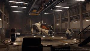 Hangar by KypcaHT