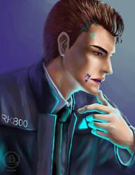 Connor by xiaofanchuanart