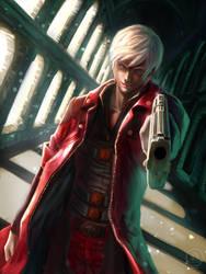 Dante by xiaofanchuanart