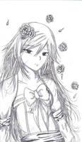Pandora Hearts Alice by LadyBlackKill