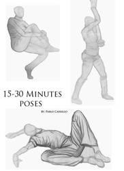 15-30 minute poses 3 crit by Jormungundr