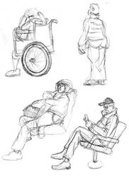 scribbles 2 by Jormungundr