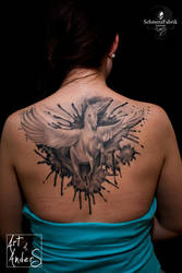 Pegasus by Anderstattoo