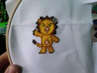 Kon Cross Stitch by craftemu