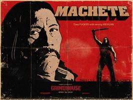 Machete by redfill