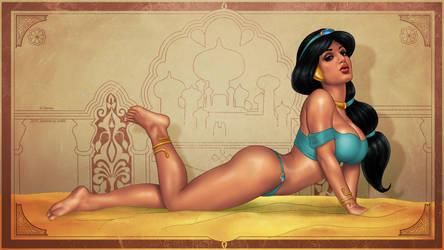 Jasmine by redfill