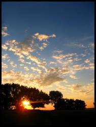 sunrise0 by Mergon