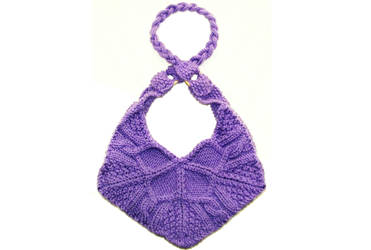 Cable Knit Bag by TheSleepyRabbit