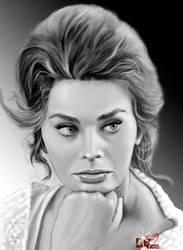 Sophia Loren - The joy of life by che38