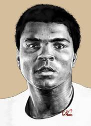 Muhammad Ali by che38