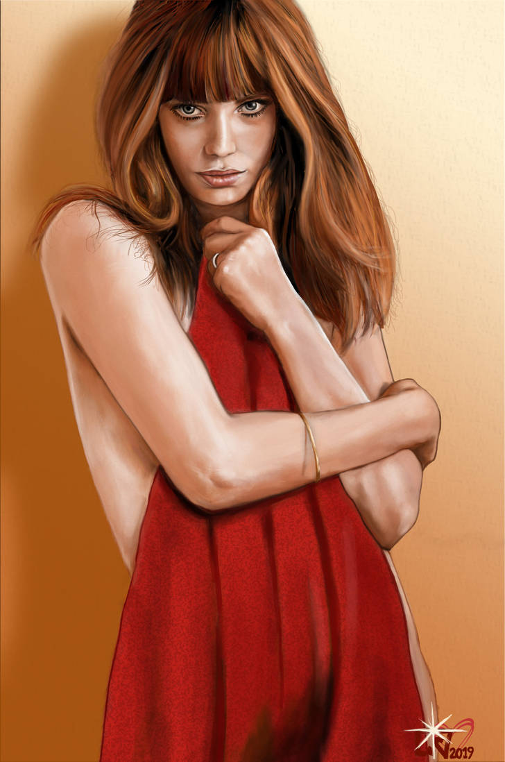 Jane Birkin - between charm and sensuality by che38