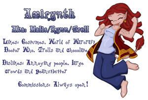 MalisVitterfolk's Profile Picture