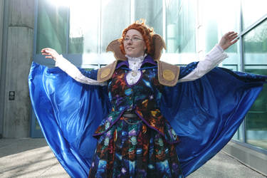 Ms. Frizzle, Timelord by MalisVitterfolk