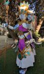 Princess Talanji by MalisVitterfolk