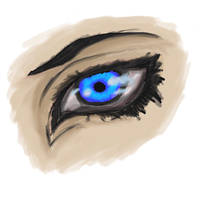 Eye Practice by TheNobody1990