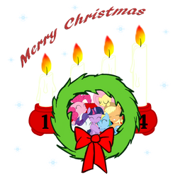 Fourth Advent and Merry Christmas by BlitzCaliber
